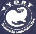 Logo Vydry, 17. skautský oddíl Kutná Hora